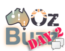 Oz Buzz Updates: jour 2