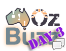Oz Buzz Updates: jour 3